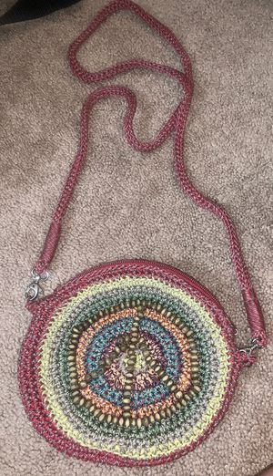 Peace Sign Beaded Purse for Sale in GA, US