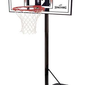 Used NBA Spalding Basketball Goal for Sale in Baton Rouge, LA