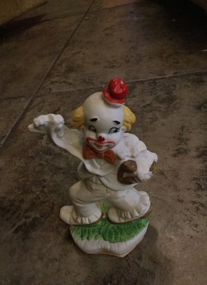 Happy running clown for Sale in Tarpon Springs, FL