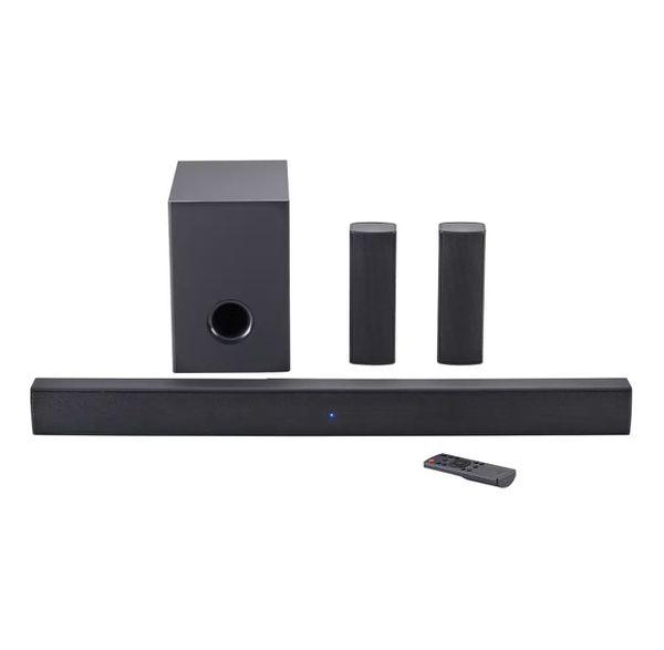 Onn 5.1 Soundbar - Speakers & wireless Subwoofer