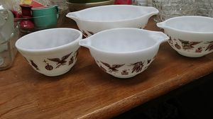 Pyrex Bowl Set for Sale in Palmdale, CA