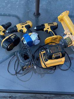 DeWalt Tools - Drills, Battery, Saw for Sale in Denver,  CO