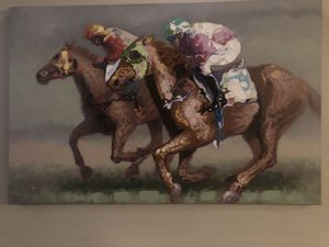 Horse painting for sale for Sale in Lexington, KY