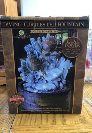 Turtle Desk Fountain for Sale in Hilliard, OH