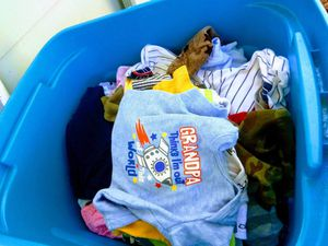 Bulk of kids clothes for Sale in St. Petersburg, FL