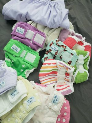 Reuseable Washable Cloth Diapers for Sale in Clearwater, FL