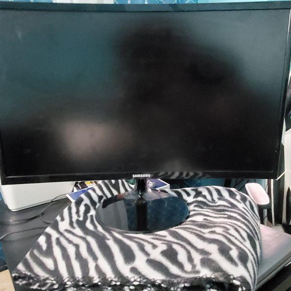 "Samsung 24"" Curve monitor"