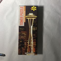 Space Needle Jigsaw Puzzle 100 Pcs for Sale in Kent,  WA