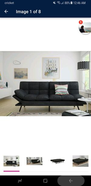 Sofa turn bed used for Sale in Houston, TX