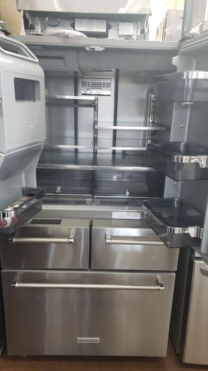 Kitchenaid 5 door STAINLESS STEEL for Sale in Chino Hills, CA