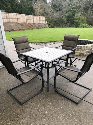 Outdoor furniture for Sale in Salem, OR