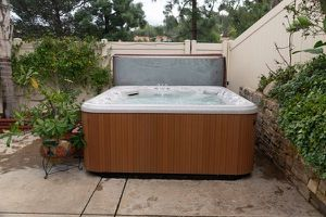 Hot Springs Hot Tub Spa Model Grandee for Sale in San Diego, CA