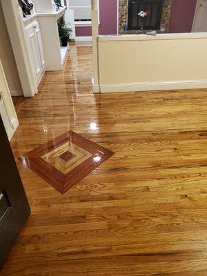 Hardwood floors by juan for Sale in Atlanta, GA