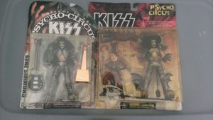 KISS toy figures for Sale in Las Vegas, NV