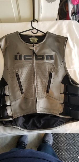 Motorcycle vest icon for Sale in MD, US