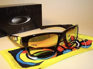 Oakley Sunglasses: Valentino Rossi Series Jupiter Squared 9135-11 Fire Lens -NEW for Sale in Hyattsville, MD