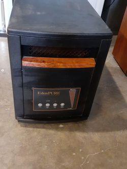 EdenPURE Quartez Infrared Portable Heater for Sale in Vancouver,  WA
