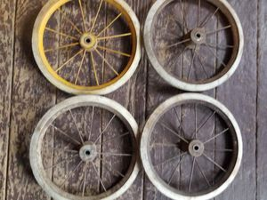 Antique wheels for Sale in Jersey Shore, PA