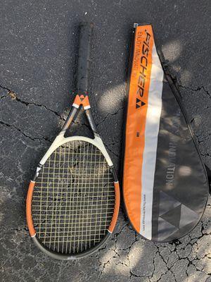 Fischer tennis racket for Sale in Purcellville, VA