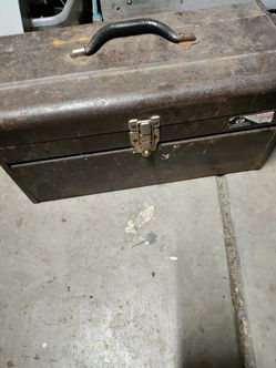 Metal Toolbox for Sale in Stockton, CA