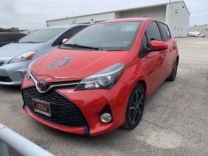 2016 Toyota Yaris for Sale in San Antonio, TX