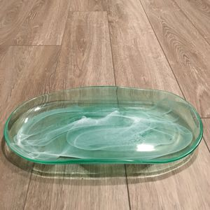 Hand Blown Glass Centerpiece for Sale in Amherst, MA