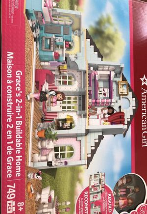 American girl play set for Sale in Citrus Heights, CA