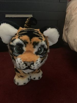 Furreal friends pet tiger for Sale in Los Angeles, CA