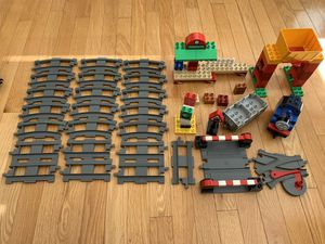 LEGO Duplo Thomas Load and Carry Train Set (additional rails/parts) for Sale in Shrewsbury, MA