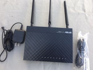 Asus Dual Band Wireless Router for Sale in Oceanside, CA
