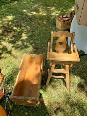 Antique wooden toys for Sale in Cherry Hill, NJ