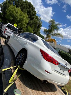 Infiniti Q50 Parts Only.. for Sale in Claremont, CA