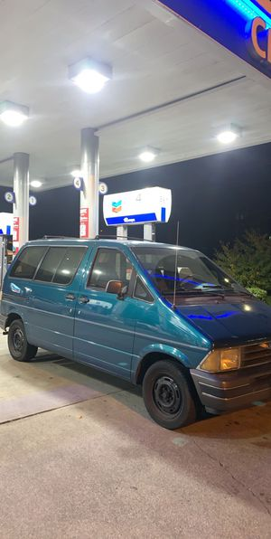 1993 Ford Aerostar van Manual trans for Sale in Tacoma, WA