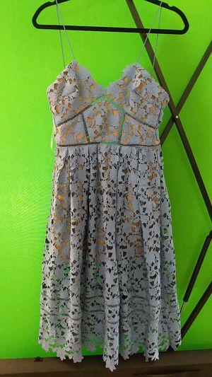 Azaelea guipure lace dress, SELF-PORTRAIT for Sale in Torrance, CA