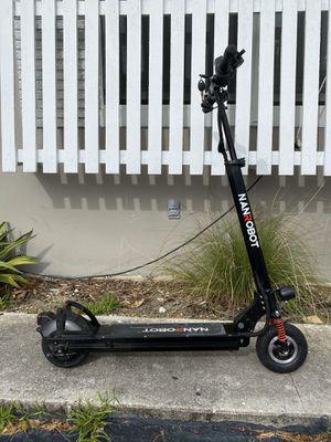 Nanrobot X4. 2.0. 500watt for Sale in Fort Lauderdale, FL