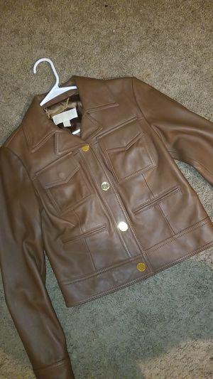 MK leather jacket for Sale in Glendale, AZ