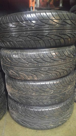 225/60/16 tire set for Sale in Springfield, MA
