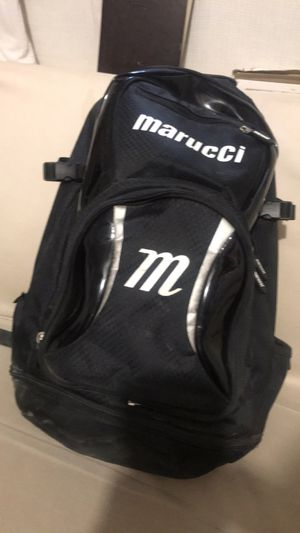 Marucci Softball Baseball Bag Backpack for Sale in Livermore, CA