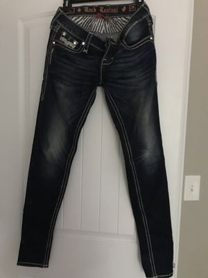 Rock Revival Jeans 26 for Sale in Shorewood, IL