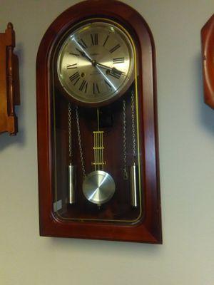 Antique clock windup 31days chim for Sale in Anaheim, CA