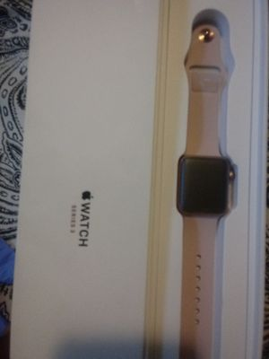 Apple watch 3 series for Sale in Raleigh, NC