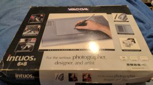 Intuos 3 6x8 photographer for Sale in Santa Clara, CA