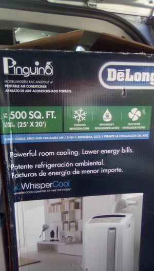 Delonghi portable air conditioner, 12000btu for Sale in Santee, CA