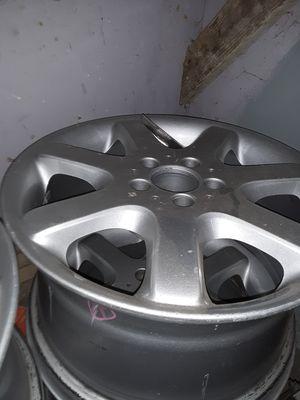 18 inch 5 lug rims for Sale in Sacramento, CA