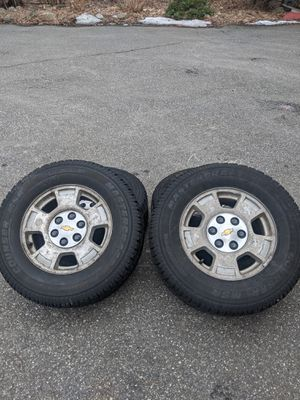 Chevy Snow Tires/Wheels for Sale in Barkhamsted, CT