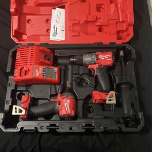 Mil. M18 Hammer drill & Impact Dr. ONLY for Sale in Colton, CA