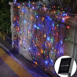 Solar String Lights 72ft 200 LED 8 ModesWaterproof Solar Fairy Lights for Garden, Patio, Fence, Balcony, Canopy, Tent, Gazebo for Sale in Ontario, CA