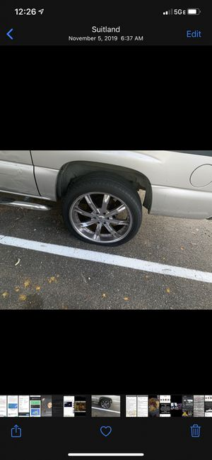 "24"" rims for Sale in Washington, DC"