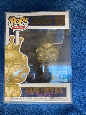 Golden Freddy Idol Funko pop for Sale in South Gate, CA