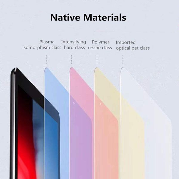 Paperlike iPad Pro 11 Screen Protector, Aezada High Touch Sensitivity, Anti Glare, Scratch Resistant iPad Pro 11 Matte Screen Protector, Compatible w